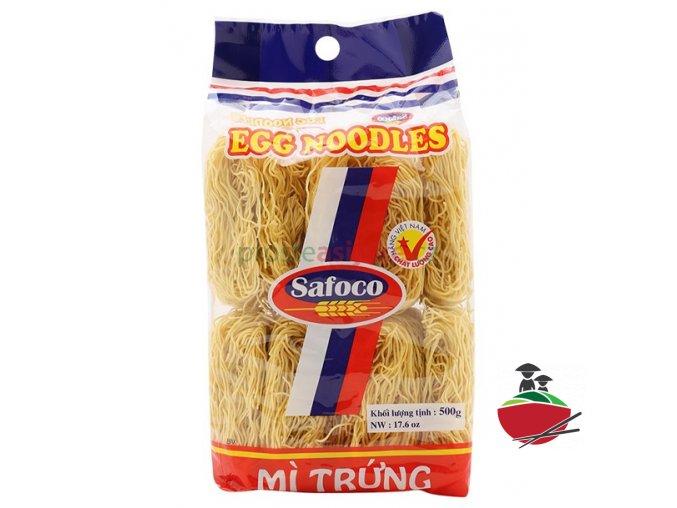 Nudle (s vejcemi) - My trung Safoco 500g