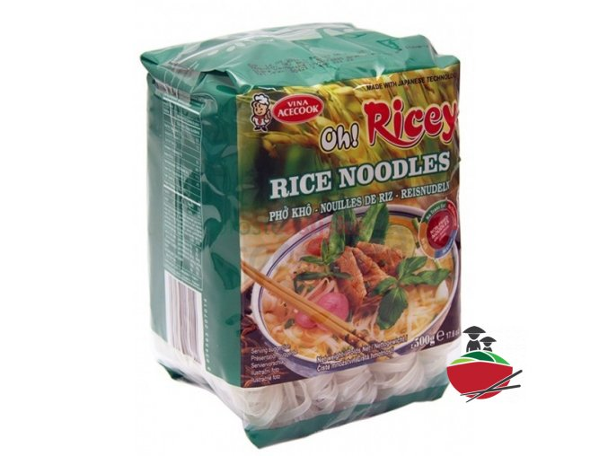 Nudle Pho Oh Ricey 500g