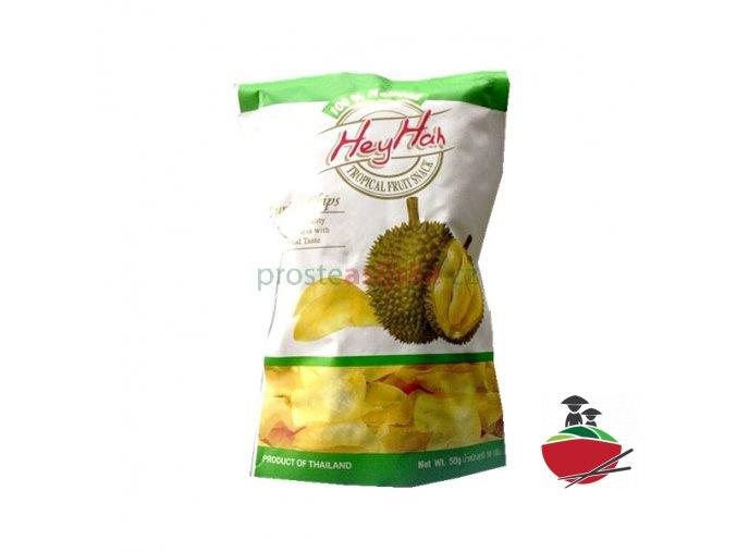 Durian - sušený a křupavý 50g