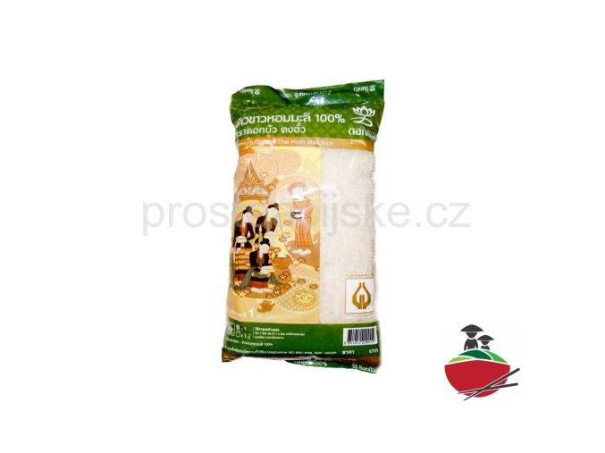 Thai Jasmine Rice 100% 2016 - Jasmínová rýže Thai 1kg