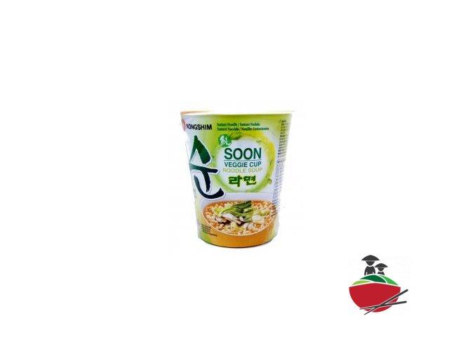 11435 nong shim soon veggie cup 67g