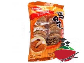 BINBIN rýžový kracker sladký 105g