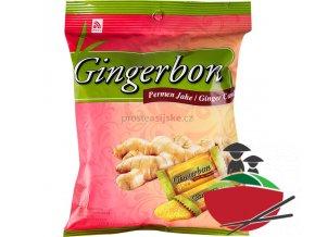 Gingerbon - zázvorové bonbony 125g