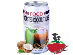 Foco mango džus křupavý 350 ml