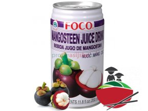 Foco mangosteean džus 350 ml