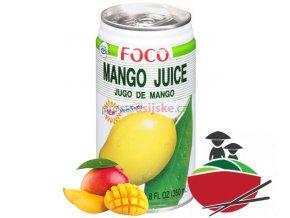 Foco mango džus 350 ml