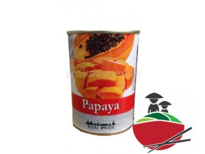Papaya kompot Thai Pride 565g