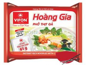 Instantní Pho kuřecí Hoang Gia 120g