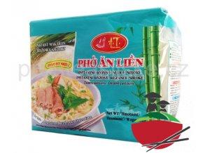 """Rýžové nudle široké """"Pho"""" instantní 200g (Pho an lien)"""
