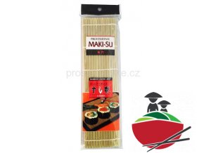 Bambusová podložka na rolování Sushi