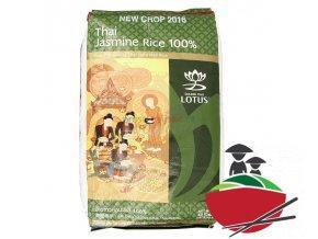Thai Jasmine Rice 100% - Jasmínová rýže Thai 18kg