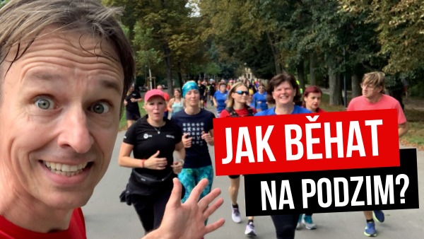 Jak běhat na podzim?