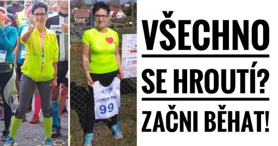 Milča: Smrt mě motivovala běžet