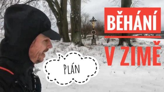 Plán: Jak běhat přes zimu?