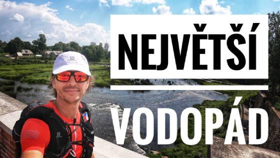 Přeběhl jsem největší vodopád na světě (VLOG)