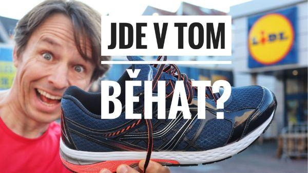 Běžecké boty z Lidlu - recenze a hodnocení
