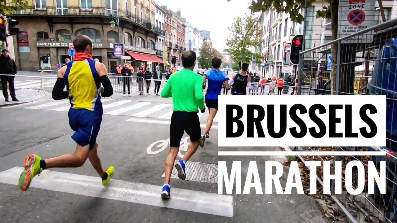 Mini-maraton v Bruselu