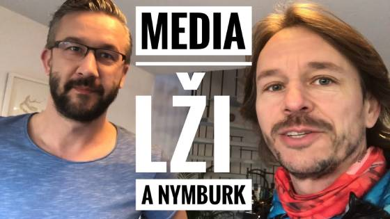 Media lži a Nymburk (VLOG)