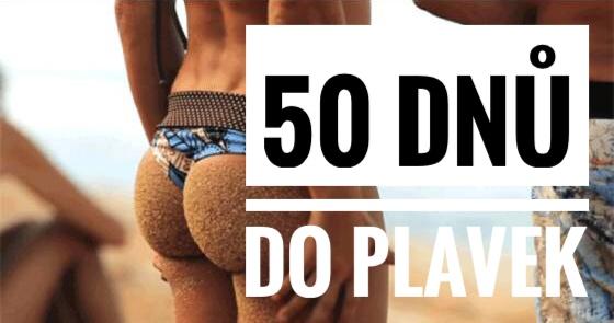 50 dnů: Doběhni do plavek!
