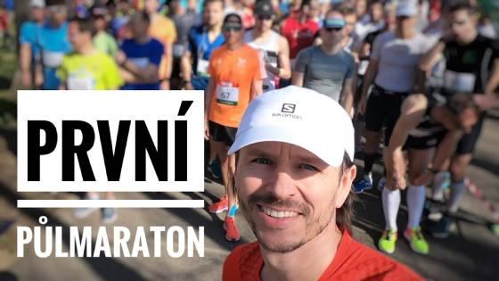 Jak běžet první půlmaraton?