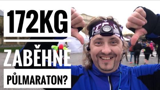172 kg výzva. Uběhne Tonda půlmaraton v Lednici