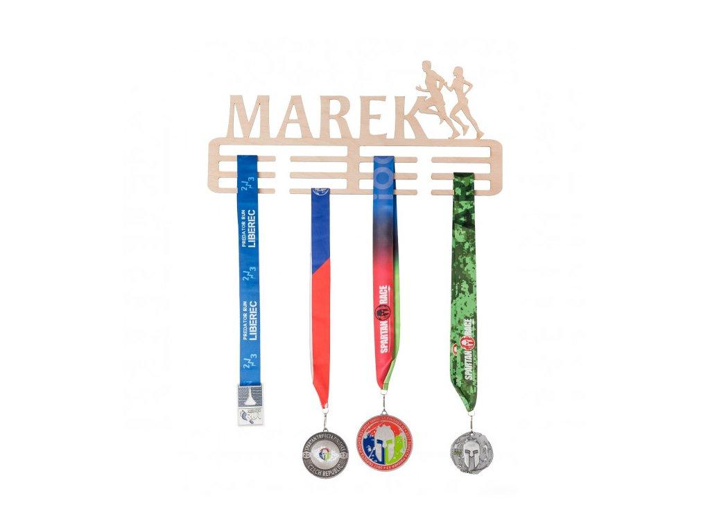 dreveny vesak na medaile s vlastnim motivem 1000x665