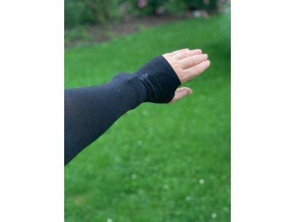 Běžecké návleky na ruce
