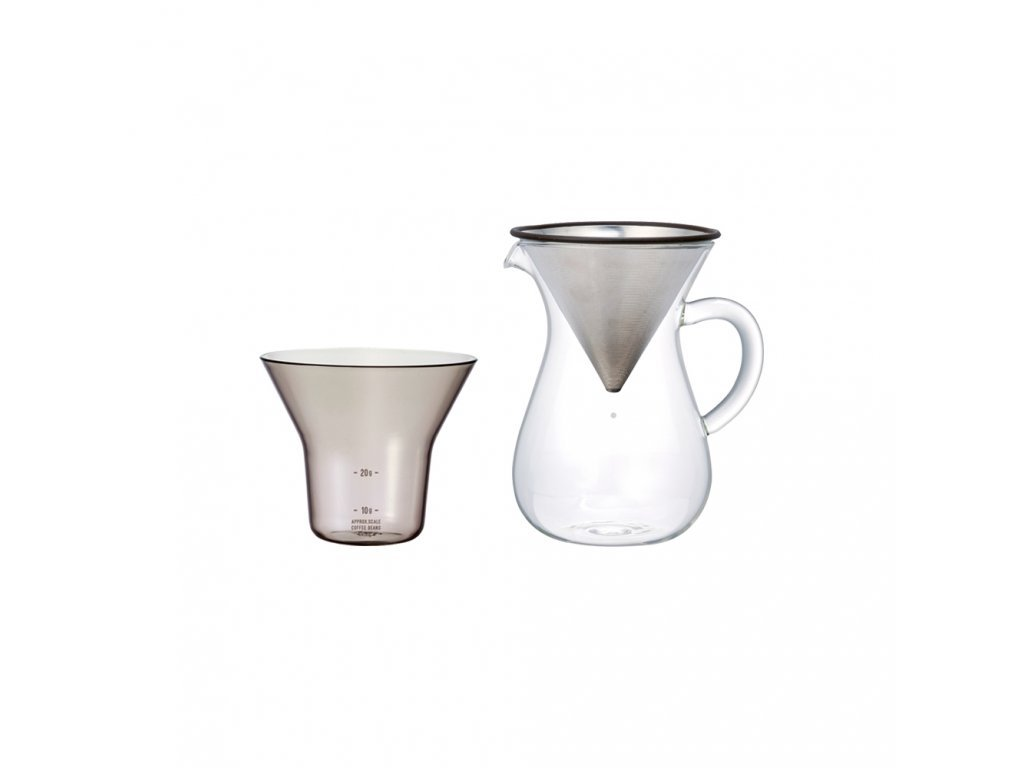 2825 kinto coffee carafe set 300ml