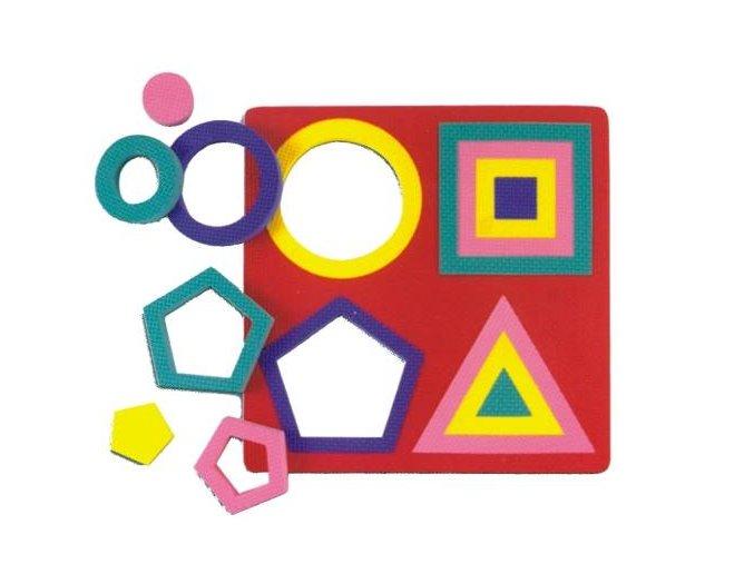 1421 geometricke tvary penove vkladaci fm 920