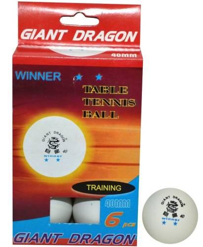 Míčky stolní tenis Giant Dragon 2*