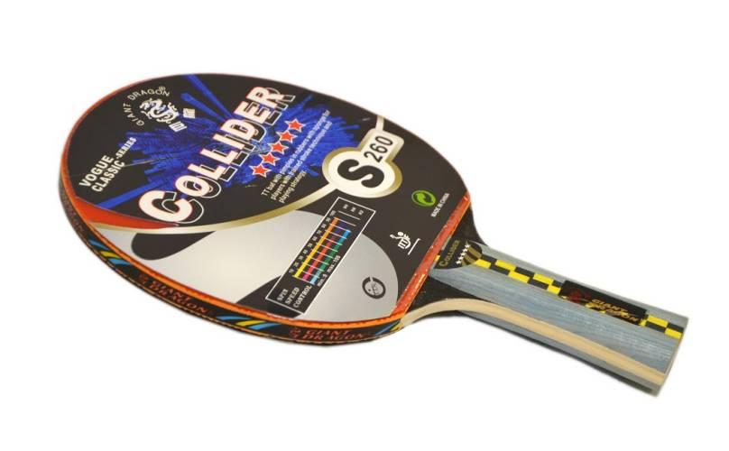 Pálka stolní tenis G. Dragon 5* 90501