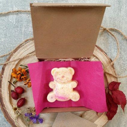 Medvídek - Barvínek
