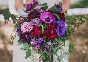 5 trendů  ve svatební floristice