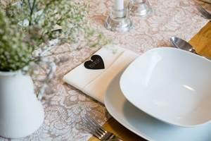 Jak vybrat svatební ubrousky