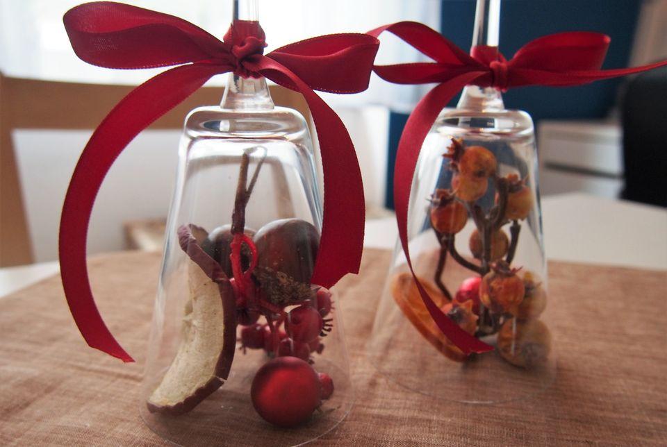 Tipy na jednoduché vánoční dekorace na stůl