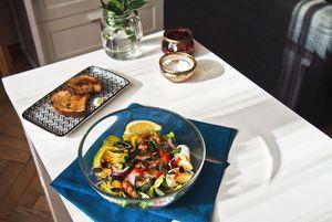 Zdravé a lehké saláty I.