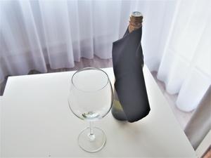 Technika skládání ubrousků č. 14 – Ubrousek na víno