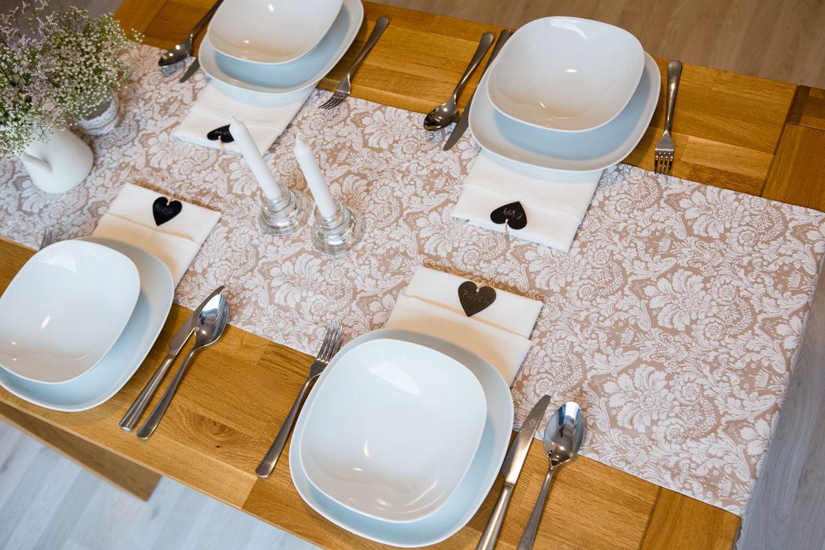 Desatero etikety svatebního stolování
