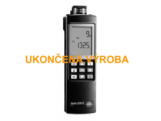 Testo 315-2 Detektor CO v okolí