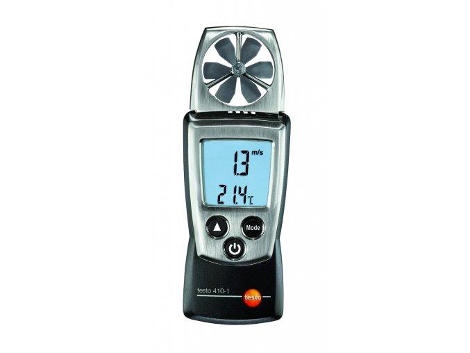 Testo 410-1 Merač prúdenia vzduchu a jej teploty