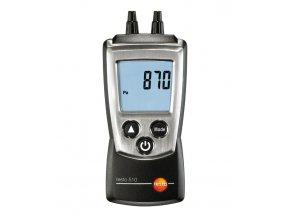 Testo 510 Diferenčný tlakomer Sada