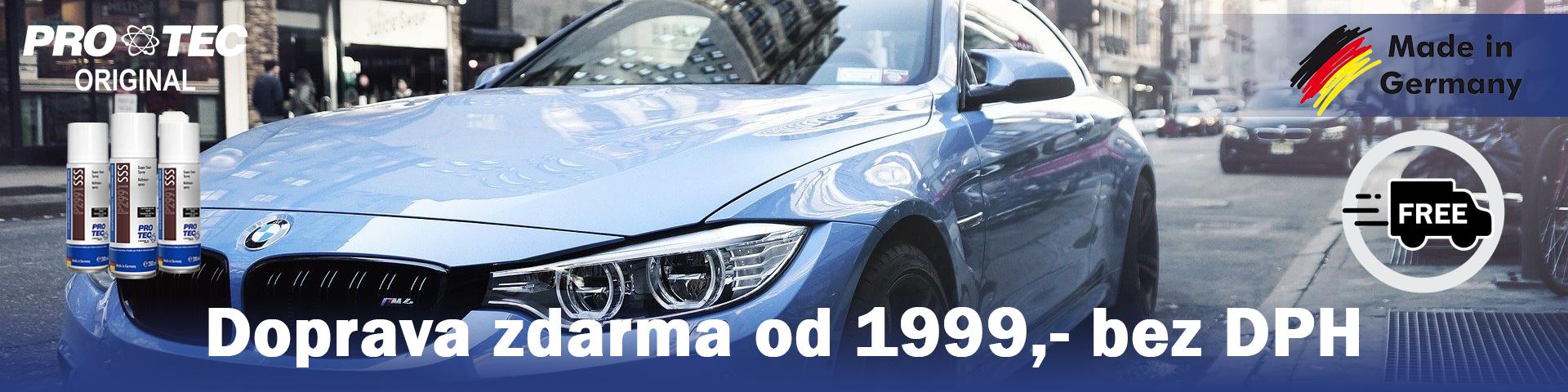 Doprava zdarma od 1999,- Kč bez DPH