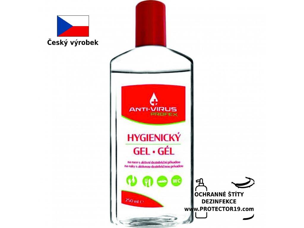 141 1814514 profex anti virus hygienicky gel na ruce 250 ml protector19