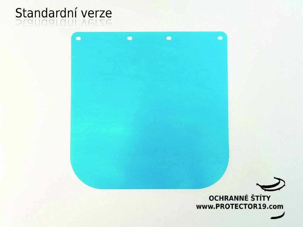 14 ochranny stit protector19.com standardni verze pro zubare stomatology ochrana pred covid 19 plexi standard