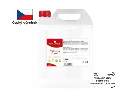 147 1814550 profex anti virus hygienicky gel na ruce 5 lt protector19