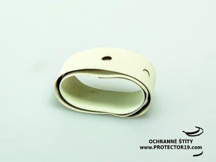12 ochranny stit protector19.com prodlouzena verze pro zubare stomatology ochrana pred covid 19 guma