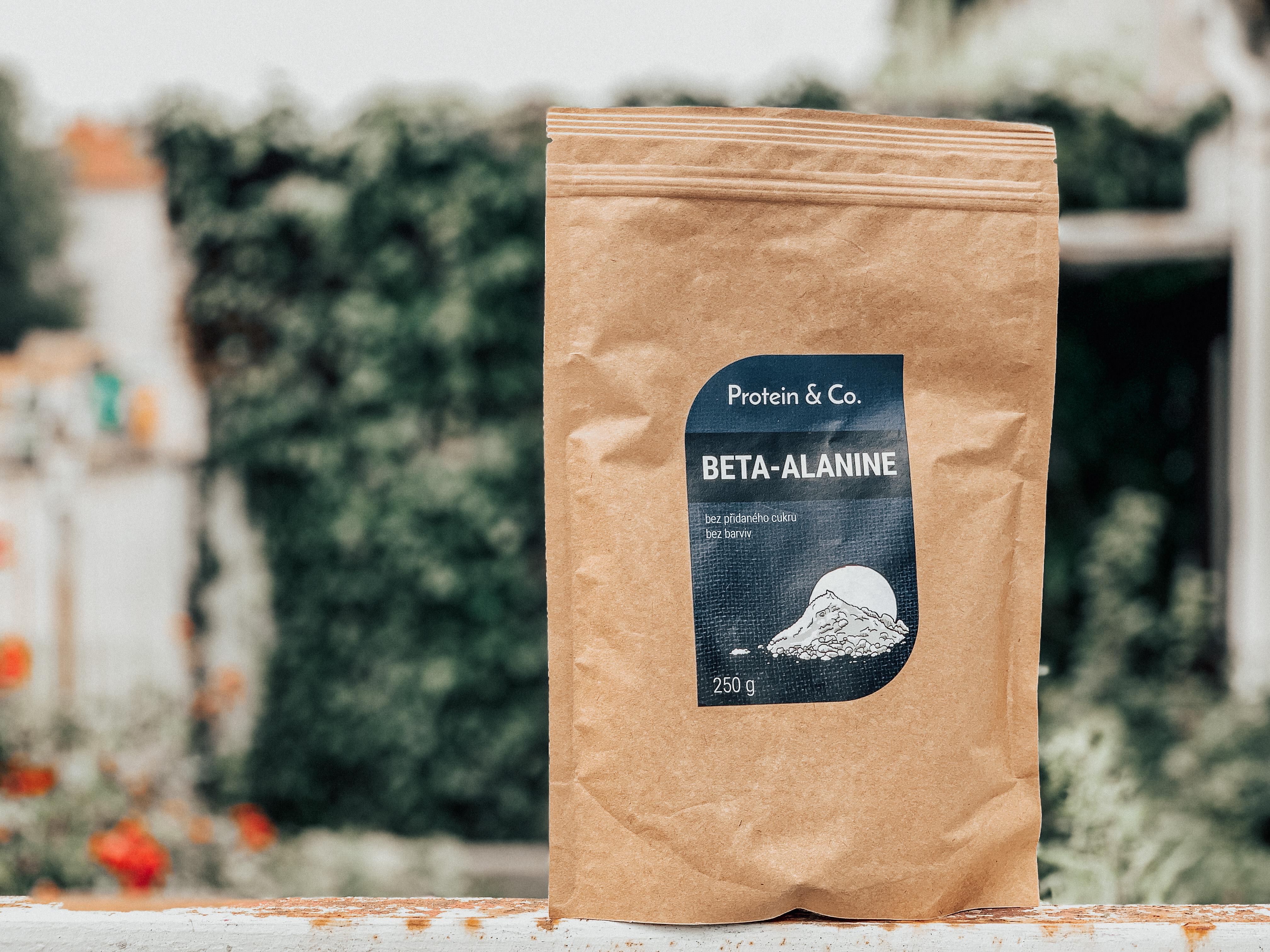 Beta-alanin – pro lepší výkon