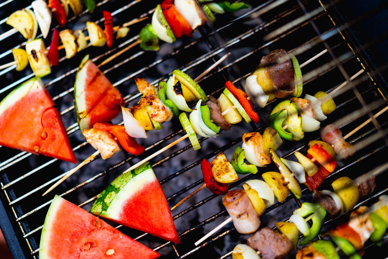 Léto zdravě a chutně II: 7 skvělých grilovacích tipů pro vegetariány