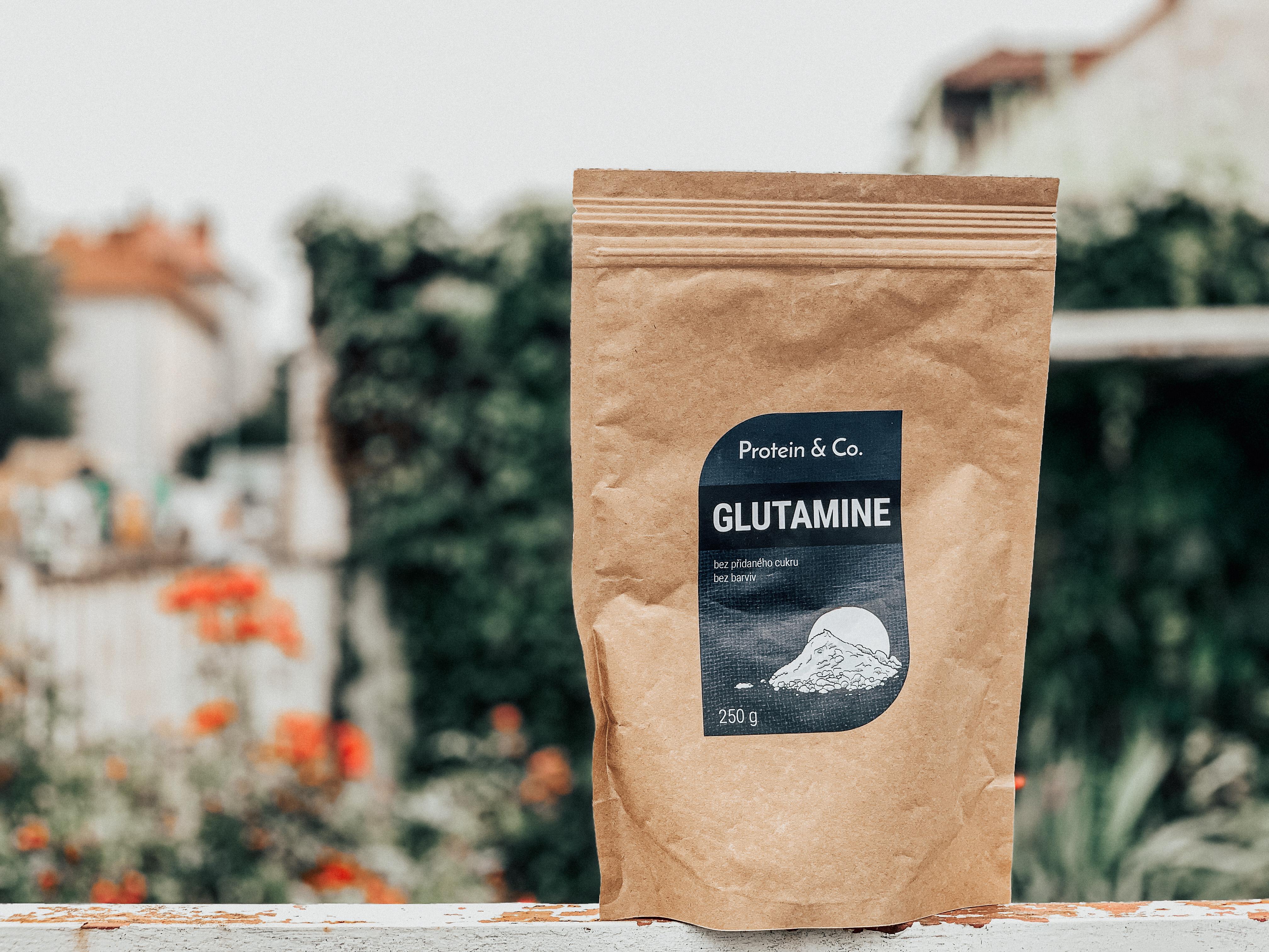 Glutamin – od léčby popálenin k výživě sportovců