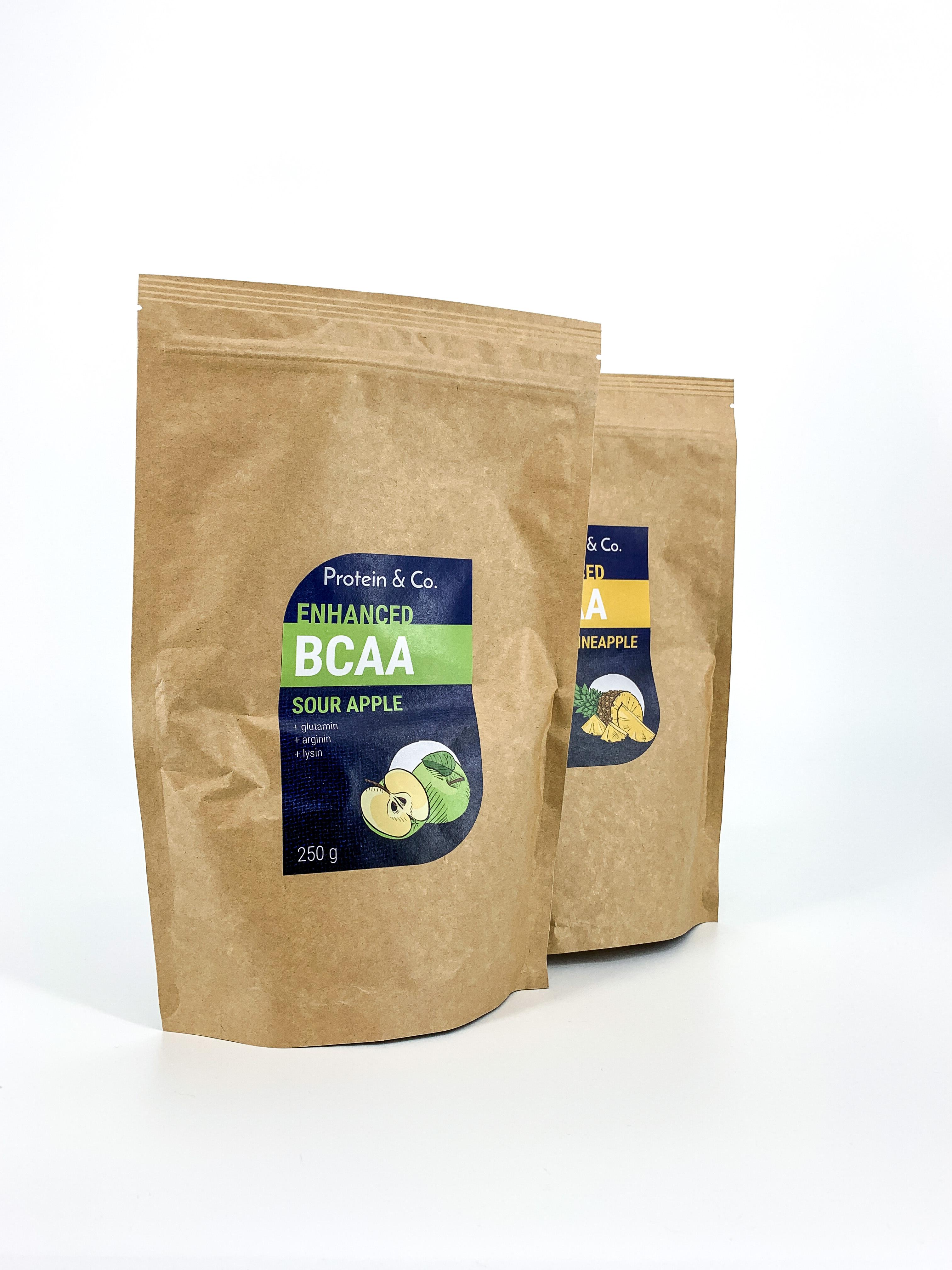 BCAA – palivo pro vaše svaly